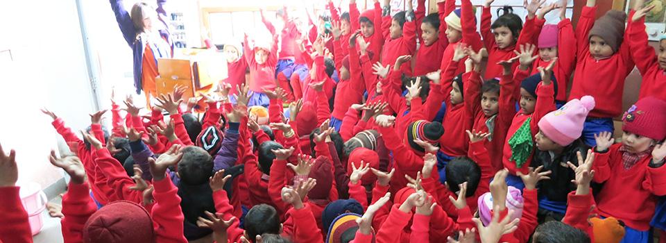 TSP Helps Children